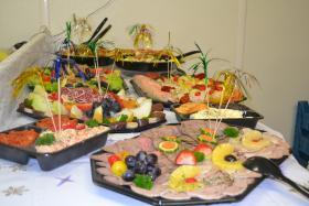 Nos Buffets Gourmets | Traiteur Derouf Quaregnon