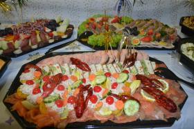 Nos Buffets Gourmets   Traiteur Derouf Quaregnon