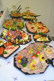 Nos Buffets Fêtes | Traiteur Derouf Quaregnon